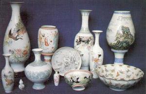 Tembikar China