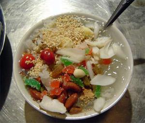 chatang - makanan halal di china