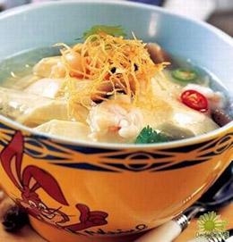 doufunao - makanan halal di china