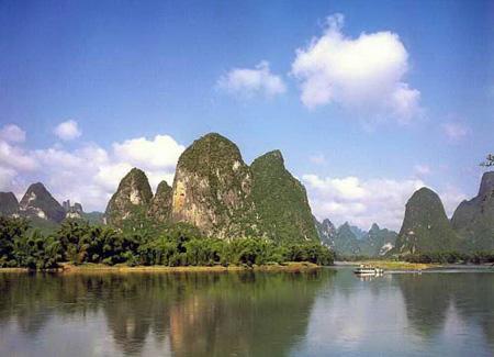 Sungai itu merupakan salah sehelai sungai yang paling indah di dunia