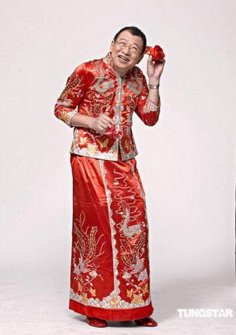 Inilah pelakon lelaki H.K., Shiu Hung Hui yang dikenakan Qun Gua ...
