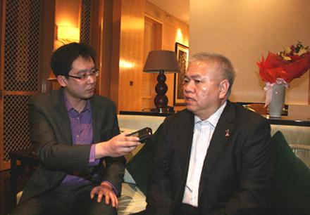 Dato' Wong Foon Meng: Kerjasama Malaysia-China Capai Kemajuan yang