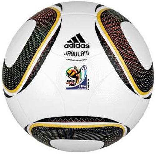 """Bola Sepak Piala Dunia 2010 di Afrika Selatan--""""Jabulani"""""""