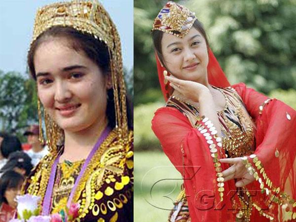 etnik uzbek