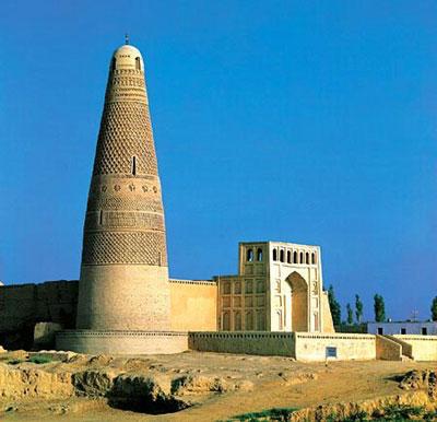 Masjid batu bata yang sungguh menakjubkan itu dan cara penurapan batu ...