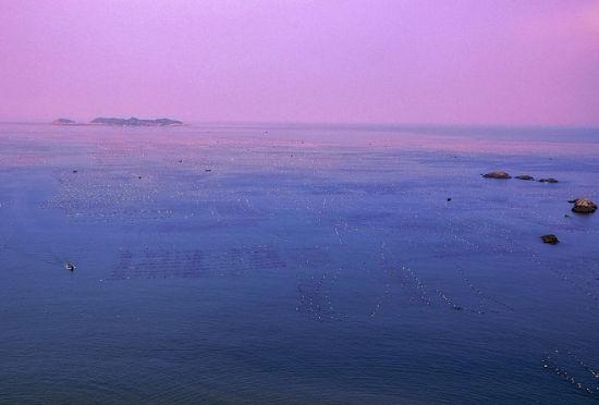 Kampung Perikanan Qida, Fujian: Warna Biru Langitnya Begitu