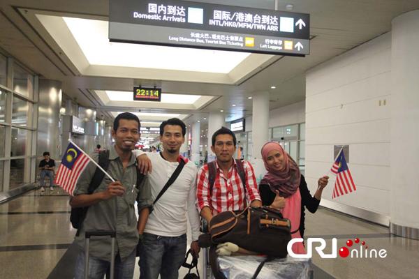 TV Al-Hijrah telah tiba di bandar Xiamen, provinsi Fujian China pada