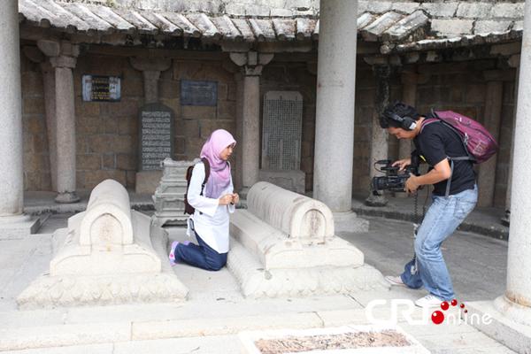 Makam dua orang utusan Nabi Muhammad SAW